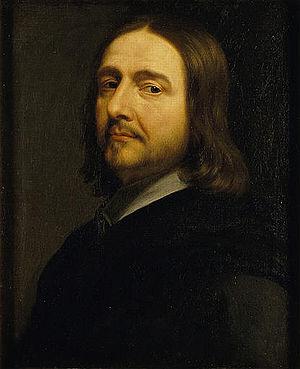 Philippe de Champaigne - Philippe de Champaigne, self-portrait.   Museum of Grenoble