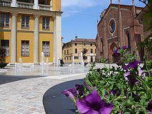 Piazza Monsignor Dughera