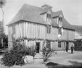 Pierre Corneille's house near Rouen.jpg