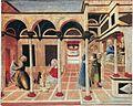 Pietro Di Giovanni D'Ambrogio - Birth of St Nicholas - WGA17724.jpg
