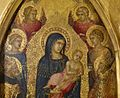 Pietro Lorenzetti - Virgin and Child with Saints and Angels - Walters 37731 - Detail B.jpg