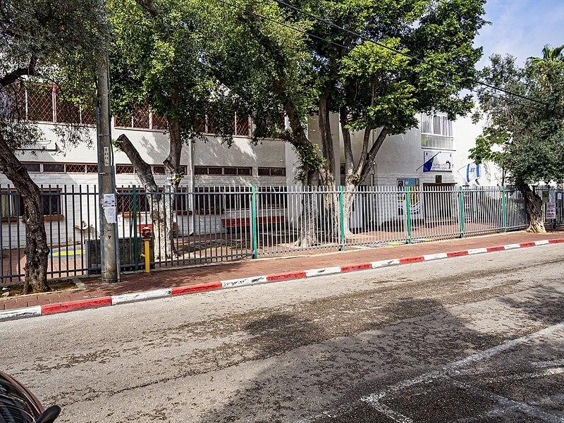 בית ספר בן גוריון , רמת גן