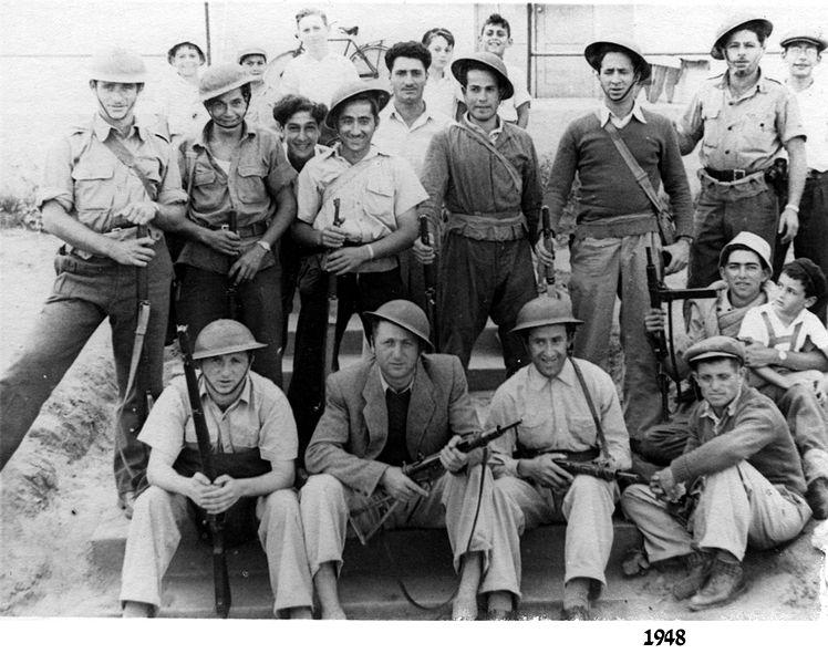 לוחמי מגדיאל 15.5.1948