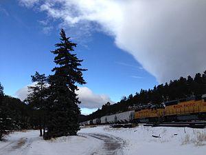 Pinecliffe, Colorado - Image: Pinecliffe, CO