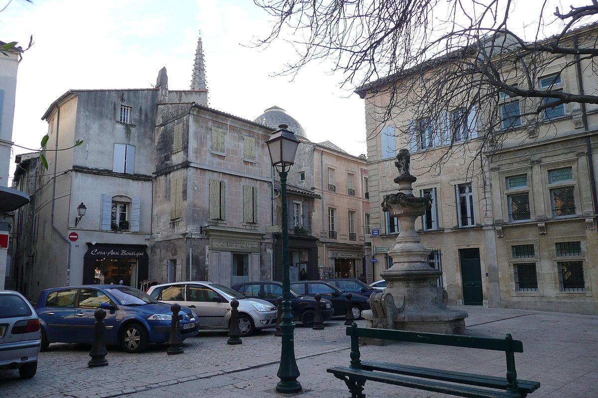 Saint r my de provence wikip dia a enciclop dia livre for Entretien jardin st remy de provence