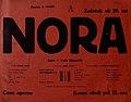 Plakat za predstavo Nora v Narodnem gledališču v Mariboru 3. maja 1934.jpg