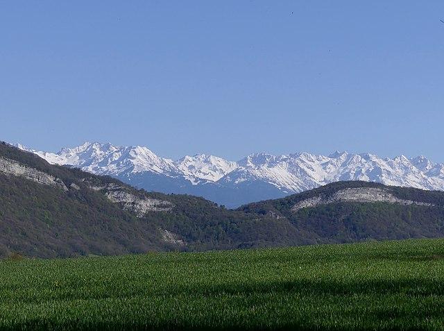 Belledonne Isère