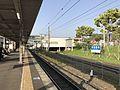 Platform of Togo Station.jpg
