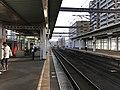 Platform of Yoshizuka Station 5.jpg