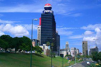 PepsiCo - Image: Plaza Venezuela, Caracas