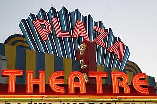 Plaza Theatre (Atlanta) movie theatre in Atlanta, Georgia, USA