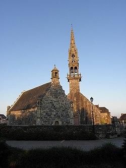 Ploudiry (29) Église 02.jpg