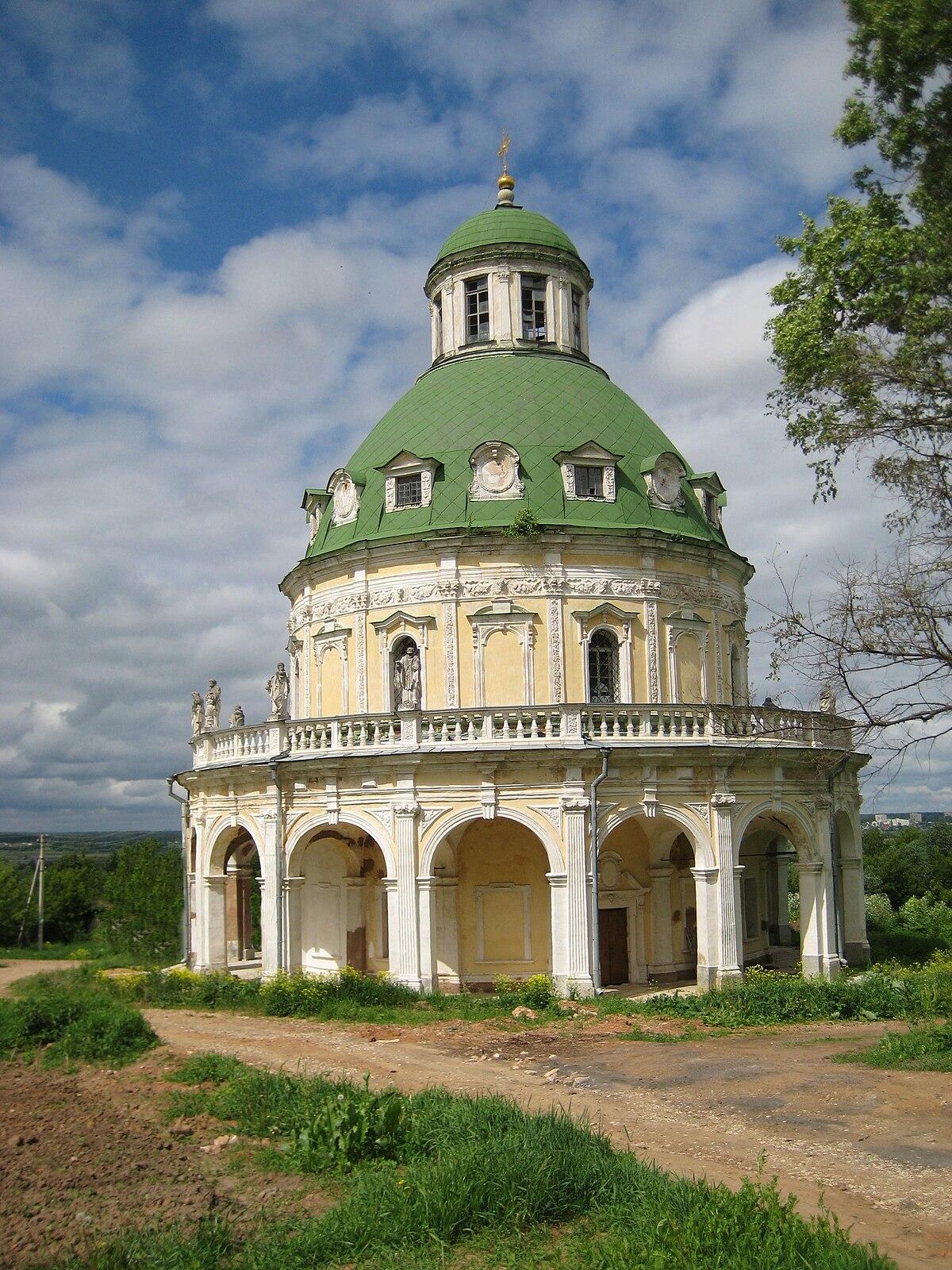 Знаменская церковь (Дубровицы)