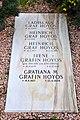 Poertschach Ortsfriedhof Grab Grafen Hoyos 15072011 198.jpg