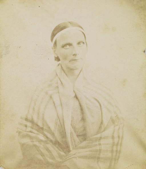 Portait of a patient from Surrey County Asylum, no. 9 (8408235460)
