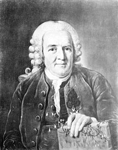 240px portrait of carl linnaeus (1707 %e2%80%93 1778), wellcome m0001346