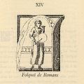 Portraits de troubadours du Vivarais, du Gévaudan et du Dauphiné 14 Folquet de Romans.jpg
