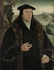 Portrait of Cornelis Aerentsz van der Dussen (1481-1556)