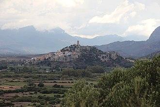 Posada, Sardinia - Image: Posada, panorama (03)