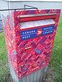 Post box in Vancouver, Canada (2013).jpg