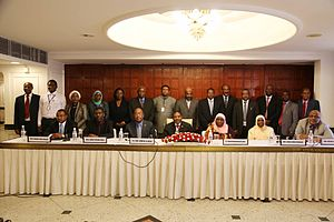 India–Tanzania relations - Zanzibar President Dr. Ali Mohammed Shein during a state visit to New Delhi.