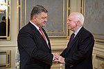 President of Ukraine Petro Poroshenko met with Senator McCain, 23 September 2015 (1).jpeg