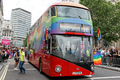 Pride in London 2016 - A Stagecoach London bus participating in the parade.png