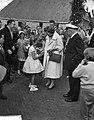 Prinses Beatrix bezoekt zeilwedstrijden op de Langweerderwielen te Langweer, Bestanddeelnr 910-6338.jpg