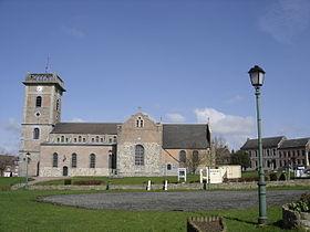 Centre du village.