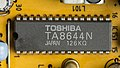 Profitronic VCR7501VPS - controller board - subboard - Toshiba TA8644N-0046.jpg
