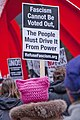 Protesting The Trump National Emergency Chicago Illinois 2-18-19 6155 (40198775963).jpg