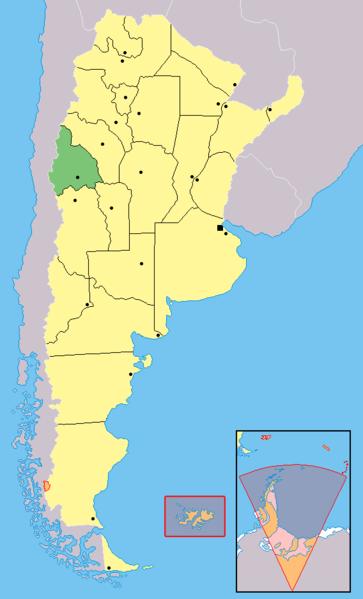 Provincia San Juan - Argentina