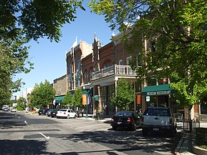 Provo Downtown Historic District - Provo Downtown Historic District