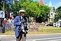 Pulitzer Prize-winning photographer John H. White at the Bud Billiken Parade 2015 (20428675015).jpg