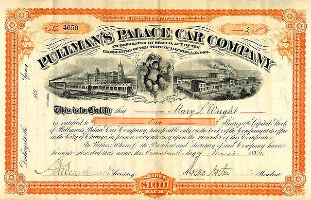 http://upload.wikimedia.org/wikipedia/commons/thumb/1/11/Pullman%27s_Palace_Car_Co._Stock_1884.jpg/640px-Pullman%27s_Palace_Car_Co._Stock_1884.jpg