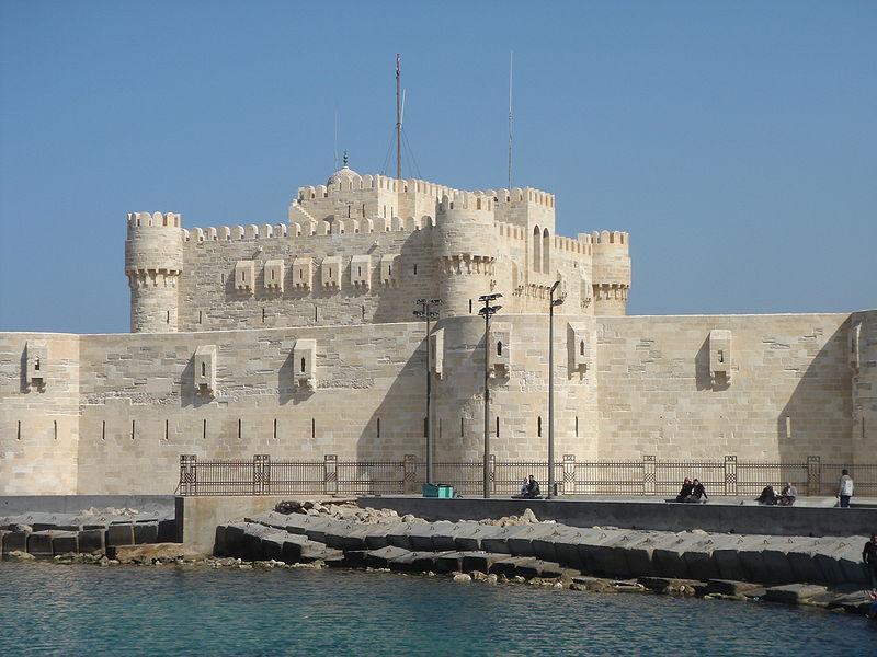 الأسكندريه عروس البحر.. تاريخى متكامل وقيم 800px-Qaitbay%27s_Ci