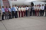 Qatar Airways Inaugural Flight to Faisalabad International Airport 69.jpg