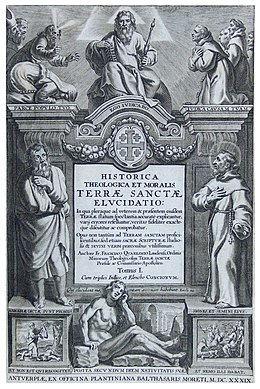 Quaresmi Elucidatio title page.JPG