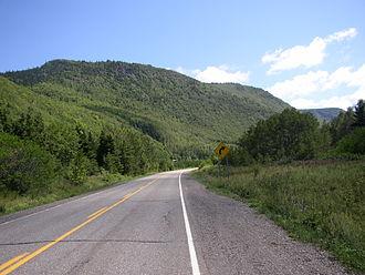 Quebec Route 198 -  Route 198 Quebec