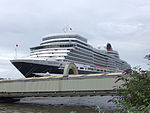 Queen Elizabeth (ship, 2010) at Liverpool Cruise Terminal, 2012-08-03 (13).JPG