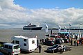 Queen Mary 2 at Stadersand, 13 May 2012 - 3.jpg