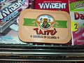 Queen Taytu became famous around the world, as this Italian candy box of the company Caffo shows.jpg
