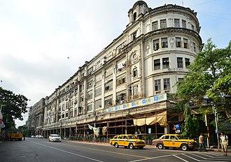 Park Street, Kolkata - Queen's Mansion at Park street