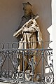 Rábahídvég, Nepomuki Szent János-szobor 2021 04.jpg