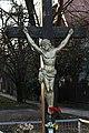 Rózsa street crucifix Rákosszentmihály 2019 corpus.jpg