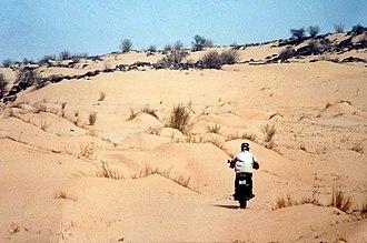 Tourism in Mauritania - Image: RIM Enji