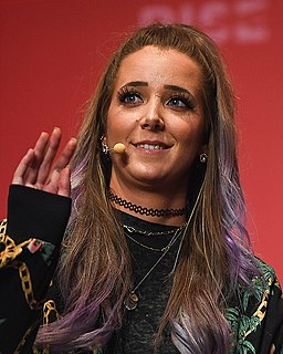 Jenna Marbles American YouTube personality (born 1986)