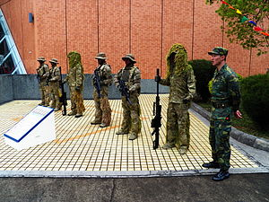 Republic of China Army - ROC Army SharpShooter Team