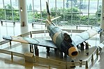 ROKAF F-86F(24-759) right front top view at Jeju Aerospace Museum October 5, 2018 02.jpg
