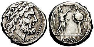 was silver coin of Roman Republic